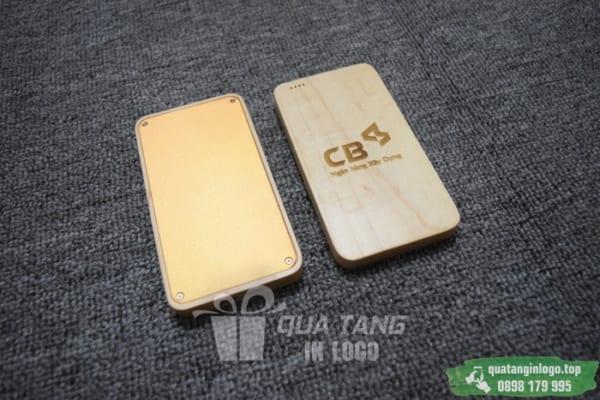 PGV 001 - Qua tang pin sac du phong in khac logo quang cao thuong hieu CB - Ngan hang Xay Dung (2)