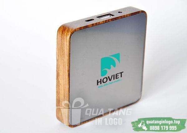 PGV 13 pin sac du phong vo go in logo cong ty lam qua tang khach hang quang cao thuong hieu doanh nghiep (3)