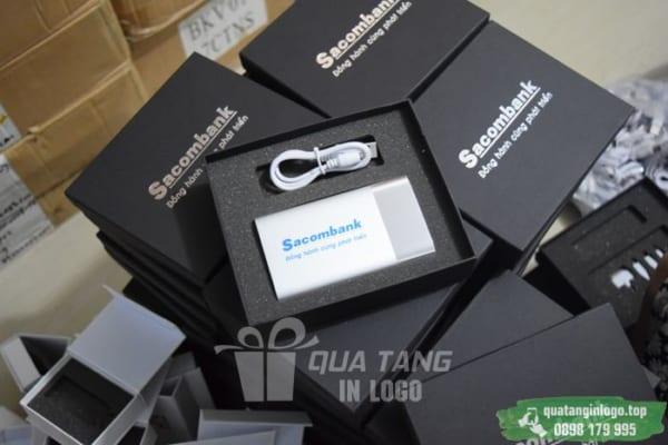 PKV 002 Qua tang pin sac du phong in logo khac logo cong ty lam qua tang khach hang quang cao thuong hieu (2)