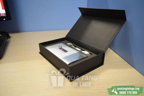 PKV 002 Qua tang pin sac du phong in logo khac logo cong ty lam qua tang khach hang quang cao thuong hieu (5)
