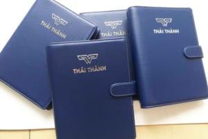 SCT 20 So Da Simili so tay bia da cong 6 lo in logo qua tang khach hang quang cao thuong hieu doanh nghiep (1)