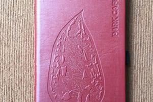 SDT 12 So tay bia da dan gay dap lun logo PARK CAFE xuong san xuat so da may chi in logo gia re lam qua tang quang cao (1)
