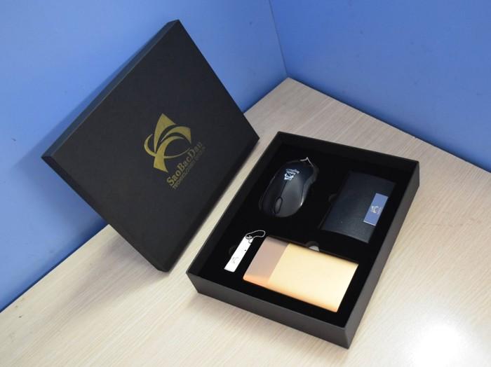 GST 11 -Giftset - Bo qua tang 4in1 chuot-hop vi namecard-USB-Pin sac du phong in logo khac logo lam qua tang khach hang VIP quang cao thuong hieu cong (3)