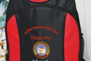 BLT 17 - Balo học sinh trường Trung Phú