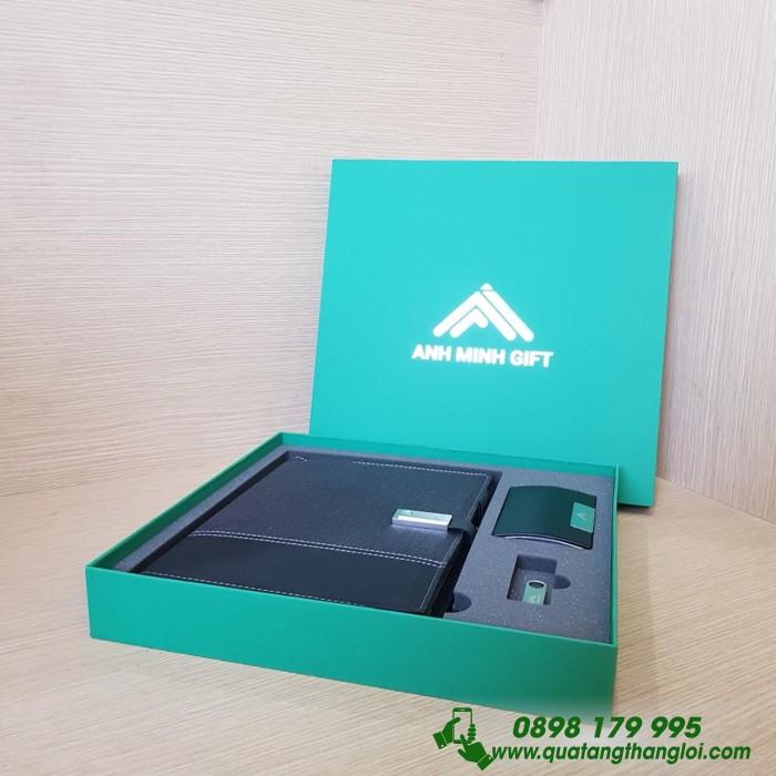 GST 17 - Bộ Giftset -USB - Sổ - Namecard