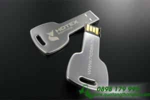 UCT 03 - USB Chia Khoa kim loai in khac logo theo yeu cau lam qua tang (6)