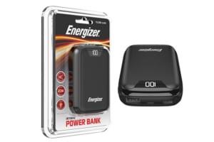 UE10042_Pin Sac Energizer 10000mAh in khắc logo Doanh nghiệp làm quà tặng