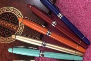 Bút Kim Loại màu Phong Thủy khắc logo tên theo yêu cầuBút Kim Loại màu Phong Thủy khắc logo tên theo yêu cầu